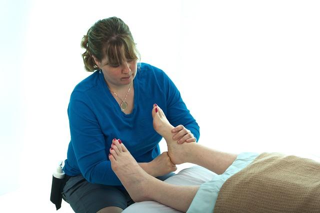 Foot Massage Reagan RMT