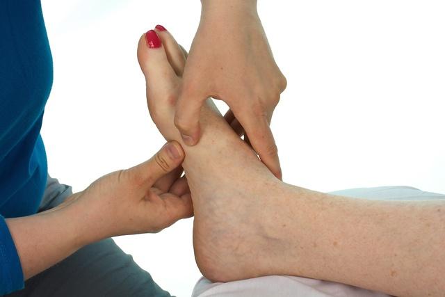 Foot Reflexology Reagan RMT