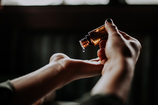 Oils - Holistic Therapy